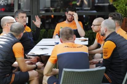 Quarantäne: 14 McLaren-Teammitglieder bleiben in Melbourne