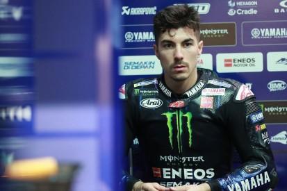 Sturz beim Motocross-Training: Maverick Vinales im Krankenhaus
