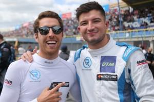 Nach DTM: Juncadella und Dennis bleiben Teamkollegen