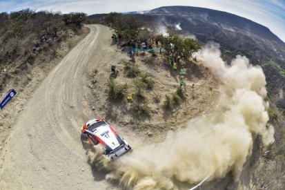 WRC Rallye Mexiko 2020: Ogier führt - Lappis Auto brennt aus
