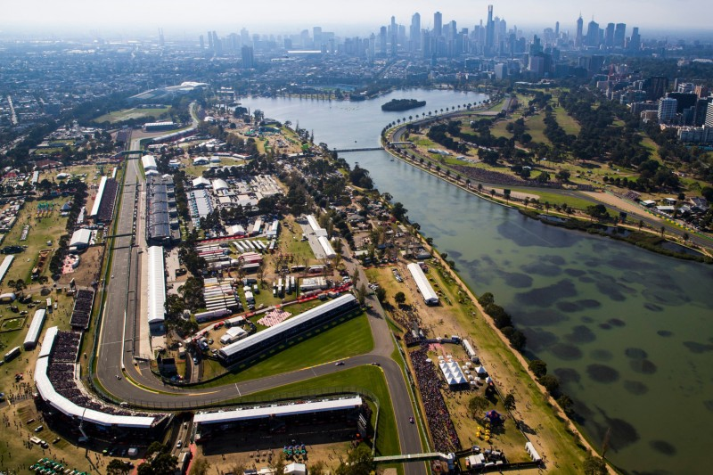 Melbourne-Layout: Ricciardo will Umbau, Vettel warnt