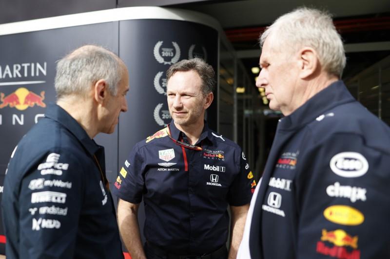 """""""Wären bereit zu fahren"""": Red Bull wollte abgeriegeltes Formel-1-Rennen"""