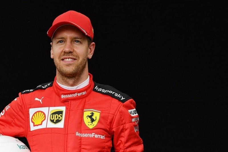"""Sebastian Vettel über Ferrari-Vertrag: """"Gibt keinen Zeitplan"""""""