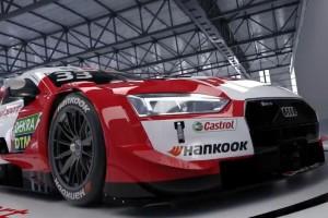 Rasts neues Design: Audi enthüllt Auto des Meisters