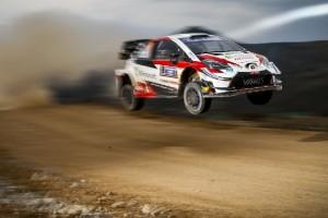 Abgebrochene Rallye Mexiko 2020: Ogier siegt erstmals für Toyota