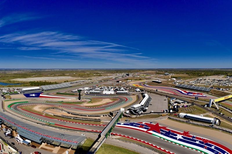 """Austin: Streckenschließung hat """"keinen Einfluss"""" auf US-Grand-Prix 2020"""