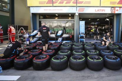 Nach Rennabsagen: Pirelli muss 1.600 Reifen loswerden