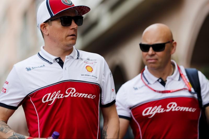 Räikkönen-Physio: So hat sich seine Arbeit in der Formel 1 verändert