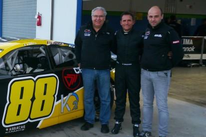 Die NASCAR-Woche: Moffitt mit Beinbruch, F1-Veteranen in der Euro-NASCAR