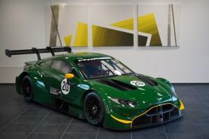 Autohaus in Österreich verkauft DTM-Aston-Martin!