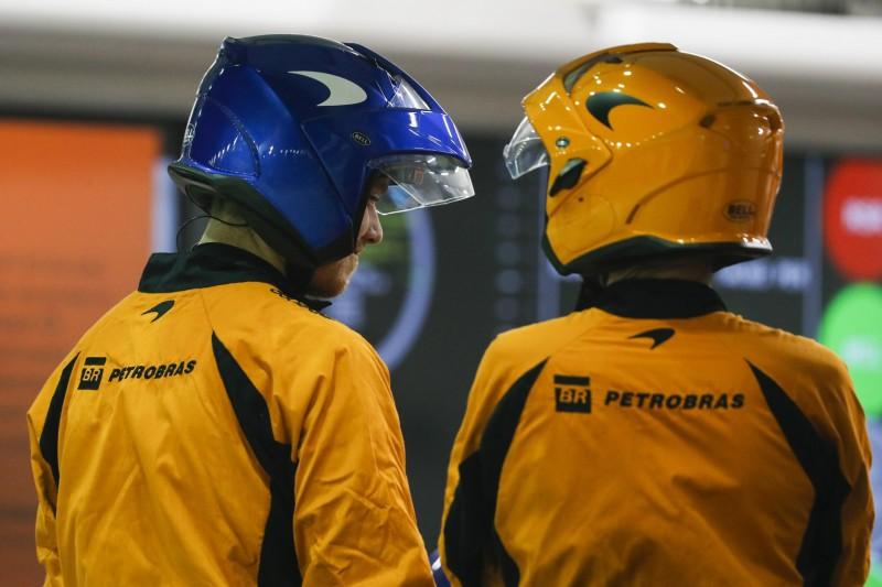 McLaren: Isolierte Teammitglieder negativ auf Corona getestet