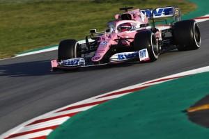 Sergio Perez: Jetzt hätte ich mal das Auto ...