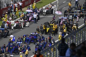Corona-Wirtschaftskrise: Die Auswirkungen auf die Formel-1-Teams