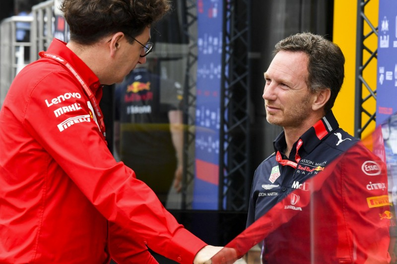 Corona-Krisengipfel: Lautstarke Diskussion gegen Ferrari-Teamchef