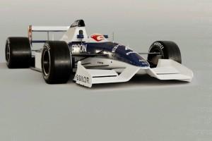 F1-Legende: Der Tyrrell 019 als Design-Trendsetter für hohe Nasen