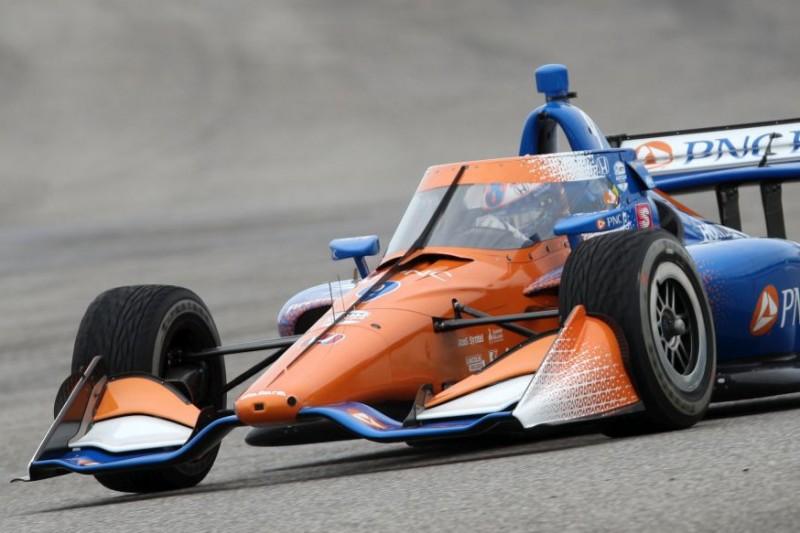 IndyCar-Star Scott Dixon: Aeroscreen auch für andere Rennserien interessant