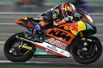 KTM-Logos auf Kalex-Motorrad: Was es damit auf sich hat