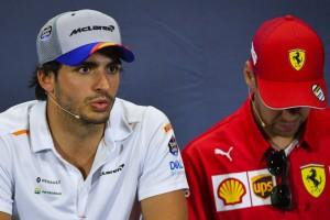 Formel-1-Liveticker: Carlos Sainz ein Thema für Ferrari?