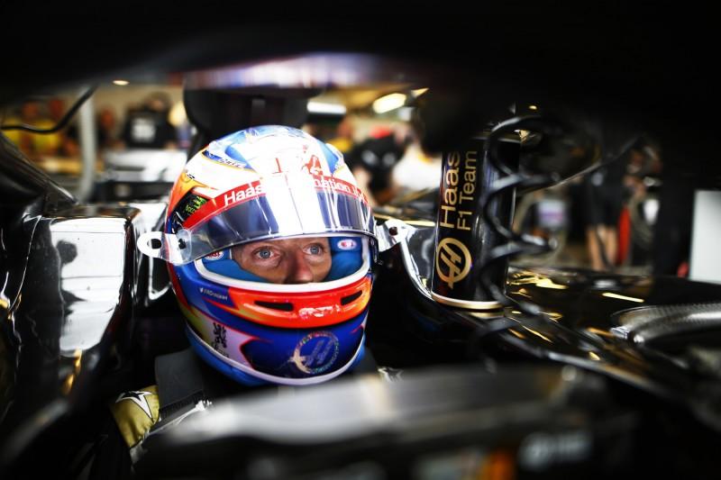 Haas-Team vor F1-Ausstieg? Das sagt Romain Grosjean!