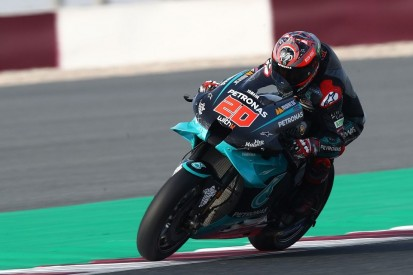 Quartararo: Fahre auch 15 MotoGP-Rennen back-to-back, wenn nötig