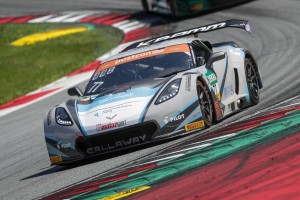 Callaway Competition im GT-Masters mit neuem Fahrerduo