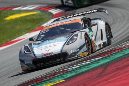 Callaway Competition im GT-Masters mit neuem Fahrerduo