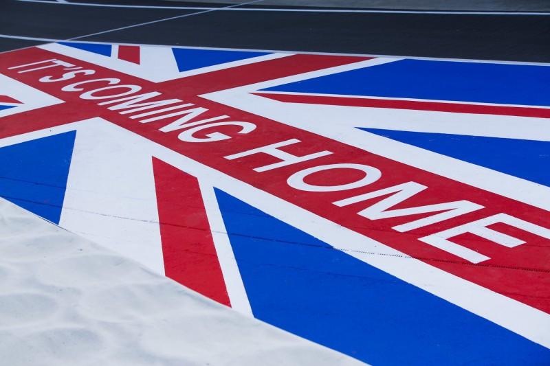 Neue Entscheidung: Kein Motorsport in Großbritannien vor Juli