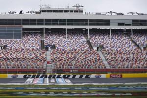 Die NASCAR-Woche: US-Rennstrecke in Charlotte wird Coronavirus-Testcenter