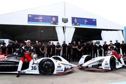 Rennpause nach ersten Erfolgen: Porsches Formel-E-Zwischenbilanz