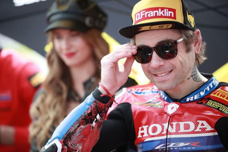 """Alvaro Bautista: """"Wenn Honda sagt, ich soll MotoGP fahren, fahre ich MotoGP"""""""