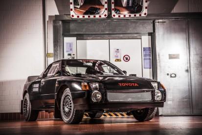 """Toyota MR2 WRC (222D): Das """"schwarze Biest"""", das nie eine Rallye fuhr"""