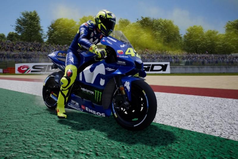 MotoGP eSports: Premiere nun doch ohne Valentino Rossi