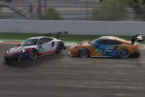 "Norris crasht, Verstappen wird zum ""Doppelsieger"" im Sim-Racing"