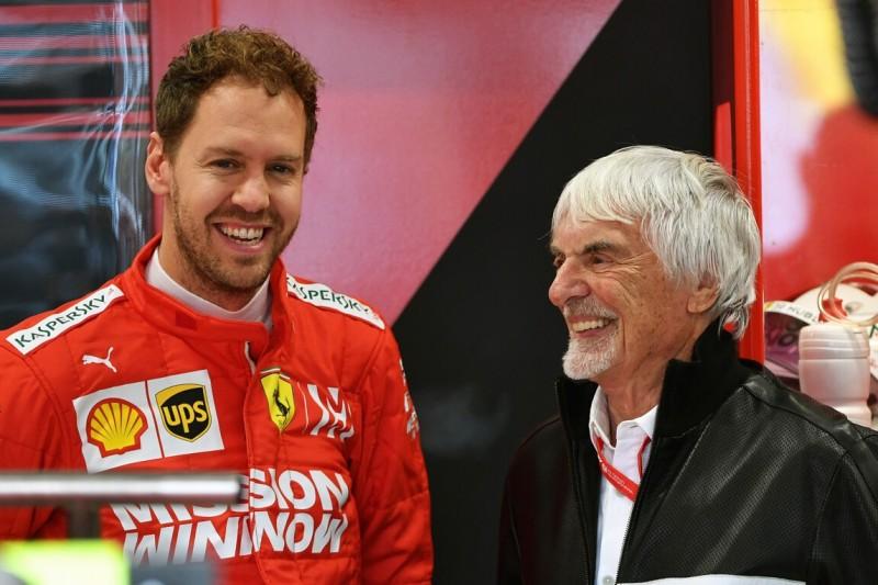 Bernie Ecclestone: FIA hätte Ferrari-Deal nicht öffentlich machen sollen