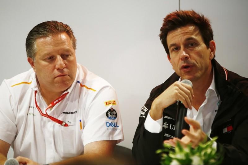 "Trotz Regel-""Freeze"": McLaren wechselt 2021 wie geplant zu Mercedes"