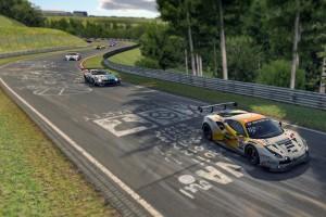 Digitale Nürburgring Langstrecken-Serie fährt acht weitere Rennen