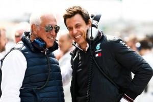 Schriftliches Angebot: Toto Wolff bald CEO und Aktionär von Aston Martin?