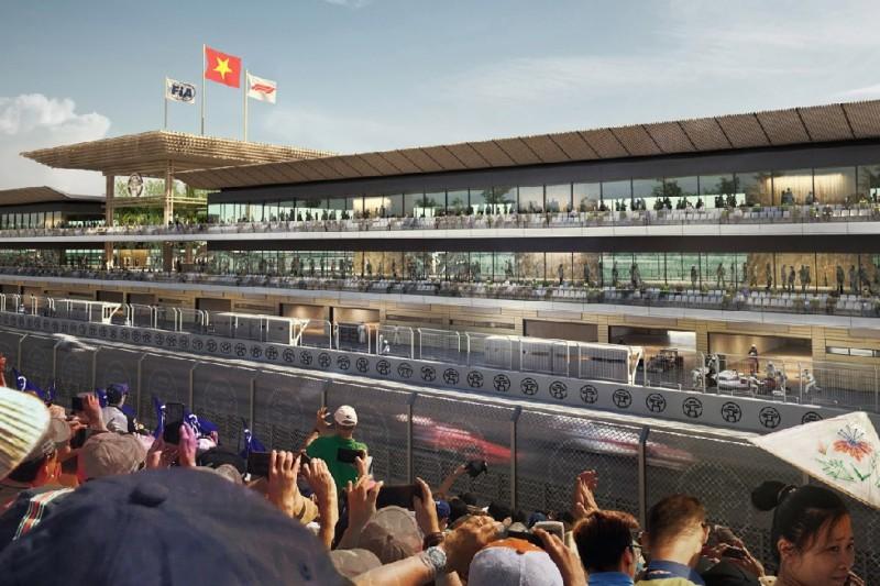 Formel 1 in Vietnam: die wichtigsten Infos