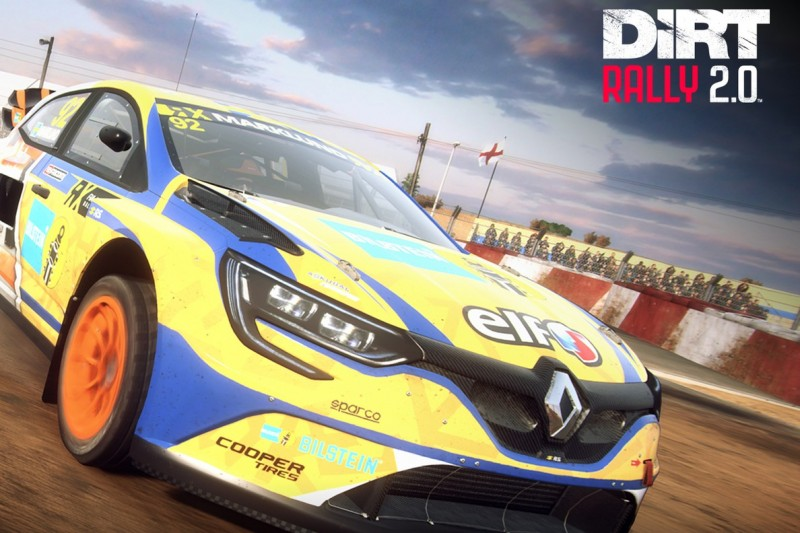WRX startet zusammen mit Motorsport Games und Codemasters E-Sport-Serie