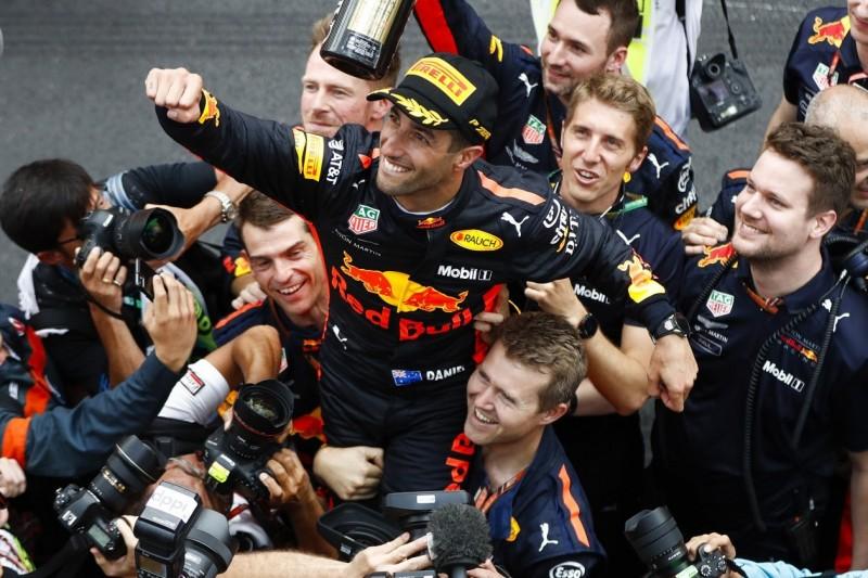 Nach Absage wegen Corona: Daniel Ricciardo trauert Monaco nach