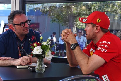Medienbericht in Italien: Ferrari will Sebastian Vettels Gehalt kürzen