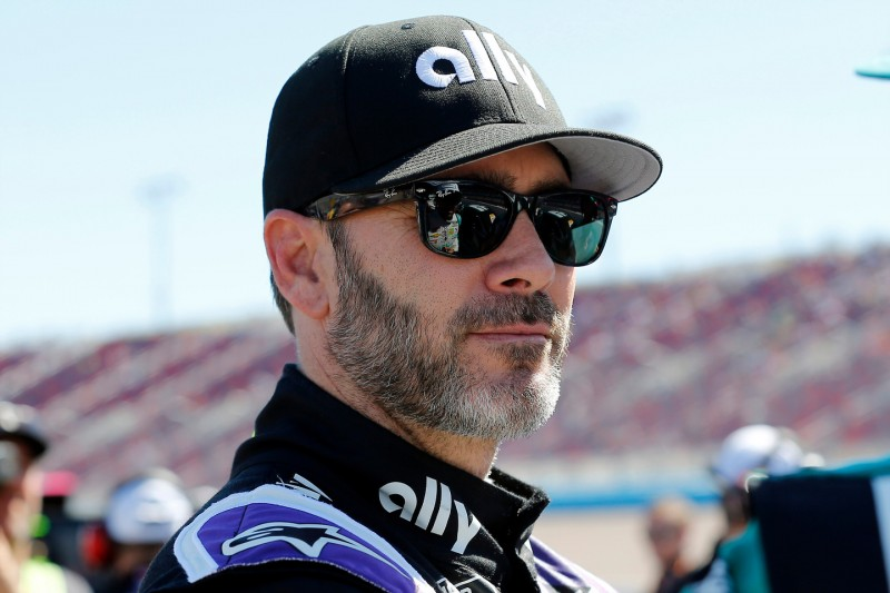 NASCAR-IndyCar-Doppel in Indianapolis: Jimmie Johnson hat Interesse