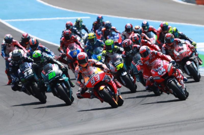 Keine Olympischen Spiele wegen Corona: Fällt auch die MotoGP-Saison aus?