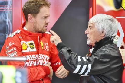 Formel-1-Liveticker: Ecclestone rät Sebastian Vettel zu McLaren-Wechsel