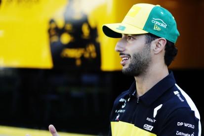 "Daniel Ricciardo: Formel 1 hat in Australien ""mit dem Feuer gespielt"""