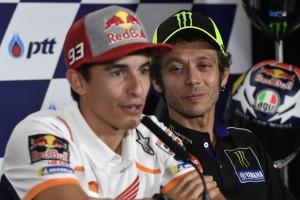 """Marc Marquez: Rossi """"besser als Stoner"""" und noch immer wichtige Referenz"""