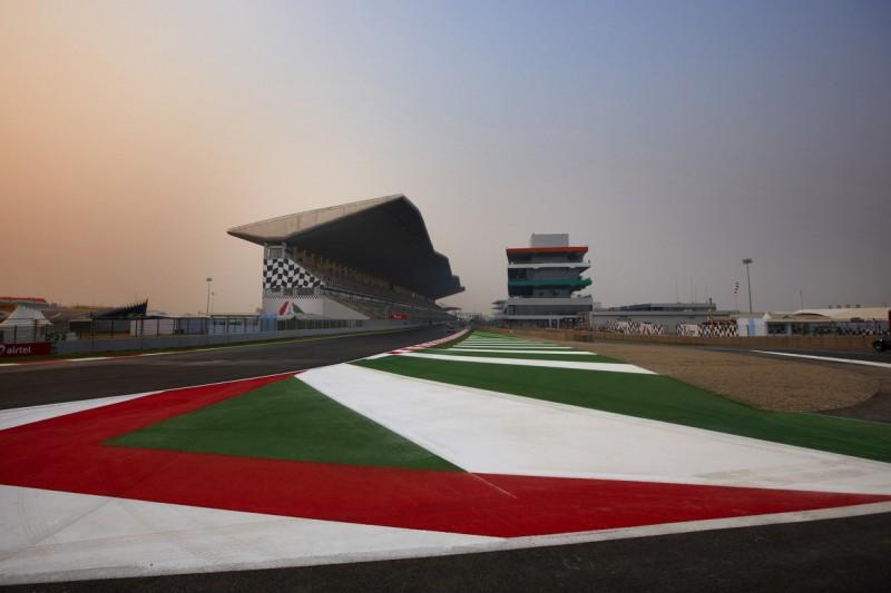 Formel-1-Strecke in Indien wird zum Quarantäne-Lager