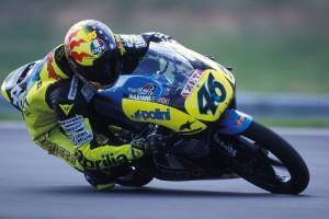 Heute vor 24 Jahren: Valentino Rossis Debüt in der Motorrad-WM