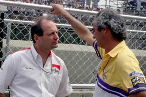 Wein und Salami bei Briatore in London: Ayrton Sennas Flirt mit Benetton