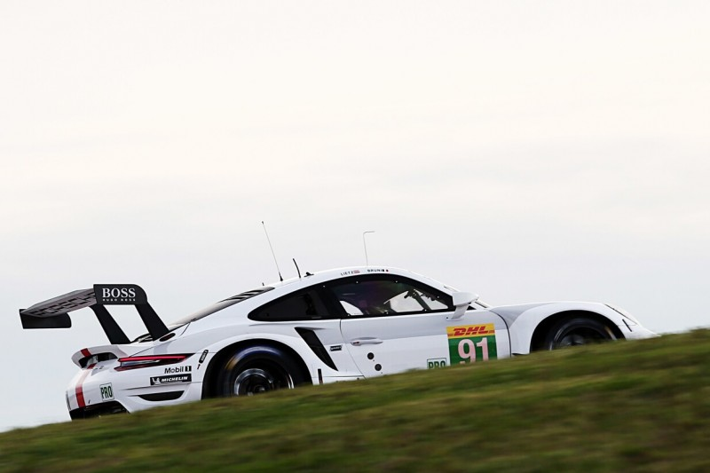 Le-Mans-Verschiebung für Porsche schwieriger als Nürburgring